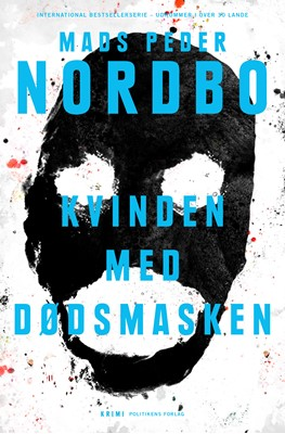 Kvinden med dødsmasken Mads Peder Nordbo 9788740050813