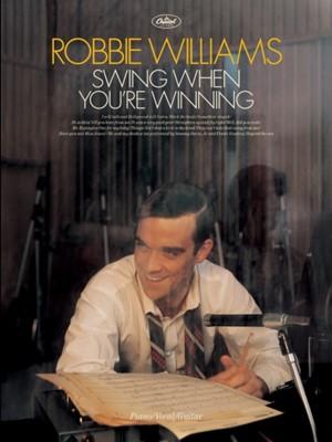 Swing When You're Winning Robbie Williams 9780571528707