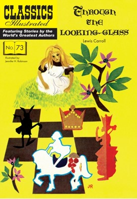 Through the Looking-Glass Lewis Carroll 9781911238645