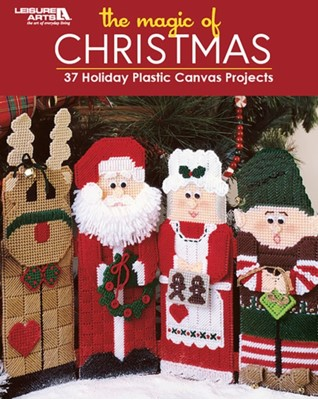 The Magic of Christmas Leisure Arts 9781464778223