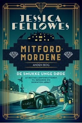 Mitfordmordene anden bog Jessica Fellowes 9788740056778