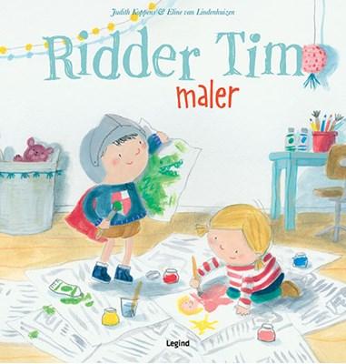 Ridder Tim maler Judith Koppens 9788771557435