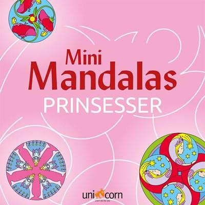Mini Mandalas - PRINSESSER  9788792484888