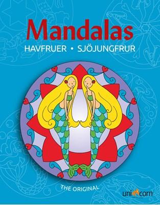 Mandalas med Havfruer  9788792484604