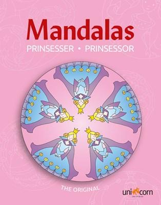 Mandalas med Prinsesser  9788792484017