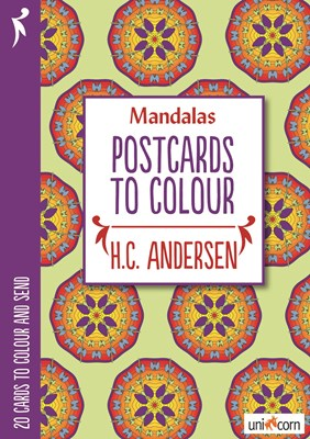 Postcards to Colour - H.C. ANDERSEN  9788799835768