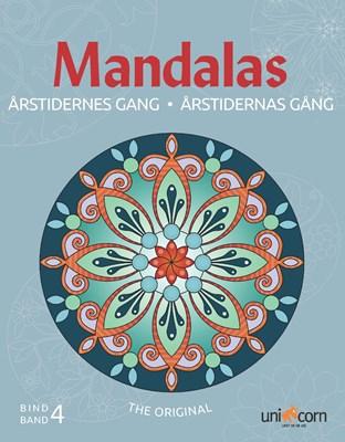 Årstidernes Gang med Mandalas Bind 4  9788791891311