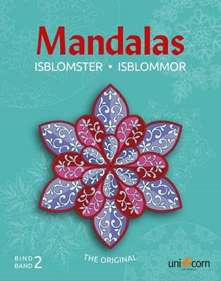 Mandalas med Isblomster Bind 2  9788792484758