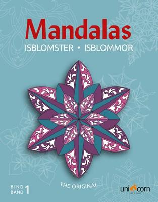 Mandalas med Isblomster Bind 1  9788792484635