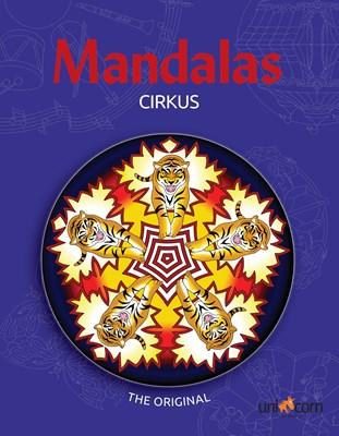 Mandalas i Cirkus  9788791891120