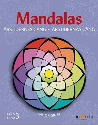 Årstidernes Gang med Mandalas Bind 3  9788791891298