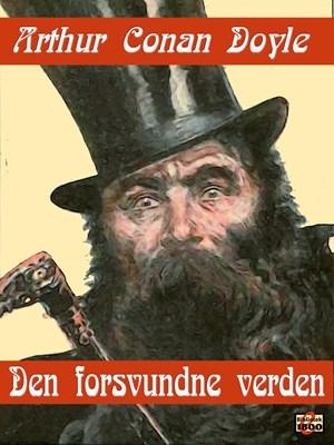 Den forsvundne verden Arthur Conan Doyle 9788779796485