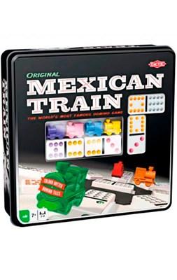 Spil - Mexican Train, i metalæske  6416739540054