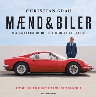 Mænd og biler Christian Grau 9788740052725