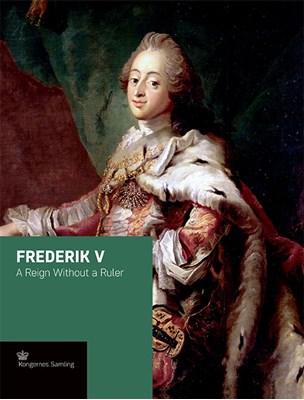 Frederik V - engelsk udgave Jens Busck 9788772170404