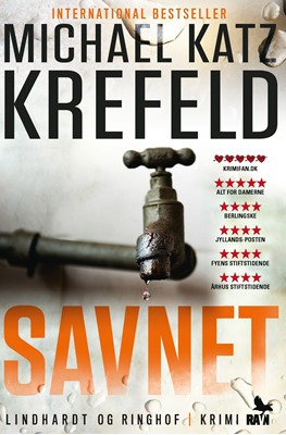 Savnet, pb. (Ravn-serien) Michael Katz Krefeld 9788711440483