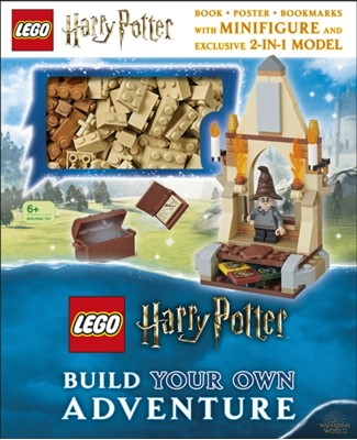 LEGO Harry Potter Build Your Own Adventure DK, Elizabeth Dowsett 9780241363737