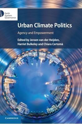 Urban Climate Politics  9781108492973