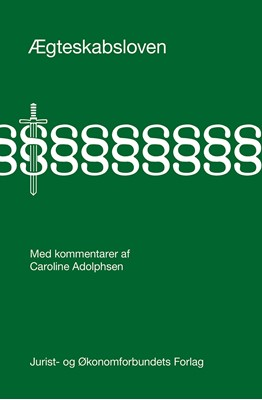 Ægteskabsloven Caroline Adolphsen 9788757437485