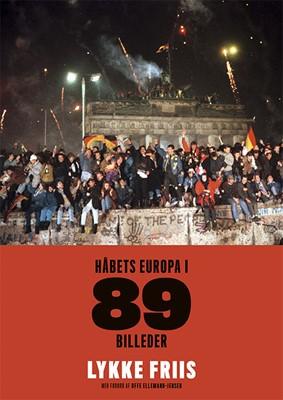 Håbets Europa Lykke Friis 9788712058755