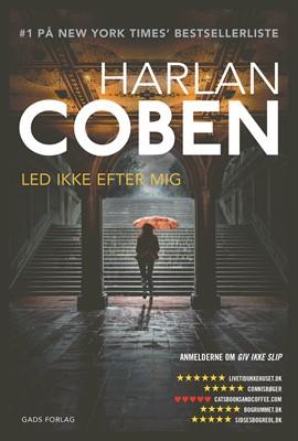 Led ikke efter mig Harlan Coben 9788712058441