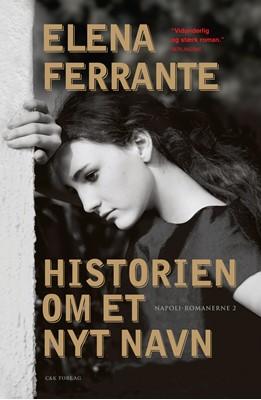 Historien om et nyt navn Elena Ferrante 9788740046106