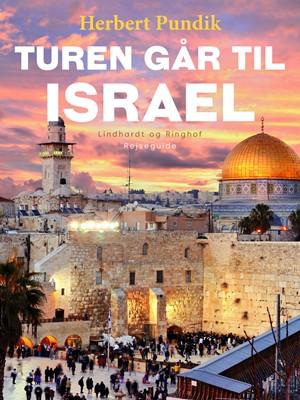 Turen går til Israel Herbert Pundik 9788726115239