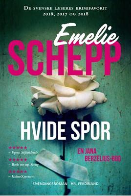 Hvide spor Emelie Schepp 9788740059342
