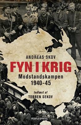 Fyn i krig Andreas Skov 9788770366090