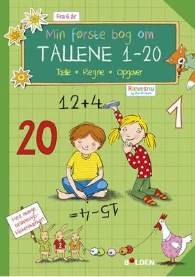 Rævesnu: Min første bog med tallene 1 - 20  9788772052458