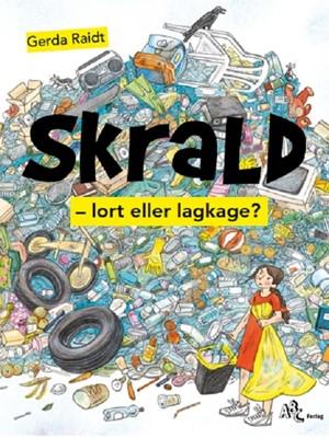 Skrald Gerda  Raidt 9788779167407