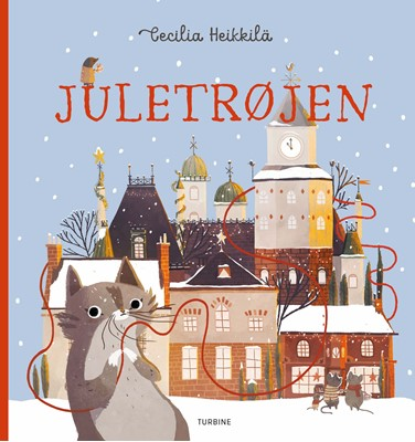 Juletrøjen Cecilia Heikkilä 9788740656459