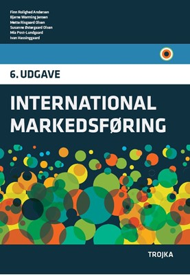 International Markedsføring, lærebog Bjarne Warming Jensen, Mia Post-Lundgaard, Finn Rolighed Andersen, Ivan Hassinggaard, Susanne Østergaard Olsen, Mette Risgaard Olsen 9788771541427