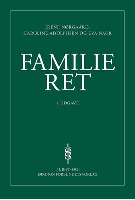 Familieret Eva Naur, Caroline Adolphsen, Irene Nørgaard 9788757444162