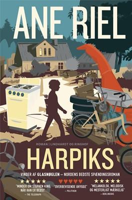 Harpiks Ane Riel 9788711918456