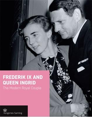 Frederik IX and Queen Ingrid - engelsk udgave  9788793229082