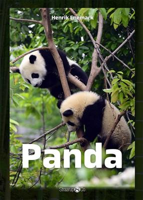 Panda Henrik Enemark 9788770184175