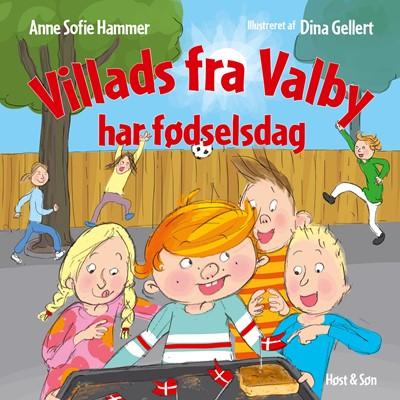 Villads fra Valby har fødselsdag Anne Sofie Hammer 9788763863582