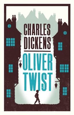 Oliver Twist Charles Dickens 9781847493767