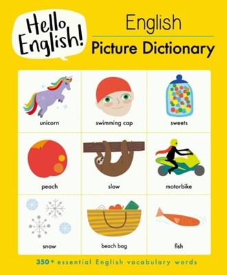 English Picture Dictionary Sam Hutchinson 9781911509745