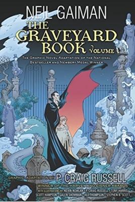 The Graveyard Book Graphic Novel: Volume 1 P. Craig Russell, Neil Gaiman 9780062194824