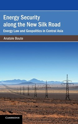 Energy Security along the New Silk Road Anatole (The Chinese University of Hong Kong) Boute 9781108498975