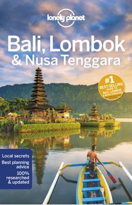 Lonely Planet Bali, Lombok & Nusa Tenggara Lonely Planet, MaSovaida Morgan, Virginia Maxwell, Sofia Levin, Mark Johanson 9781786575104