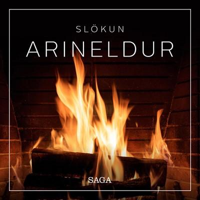 Slökun - Arineldur Rasmus Broe 9788726266207