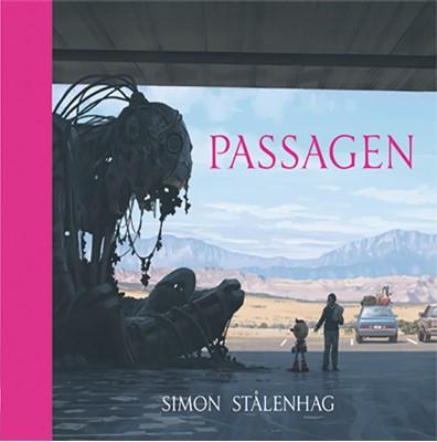 Passagen Simon Stålenhag 9788741508344