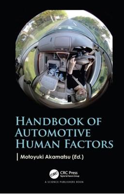 Handbook of Automotive Human Factors  9780367203573