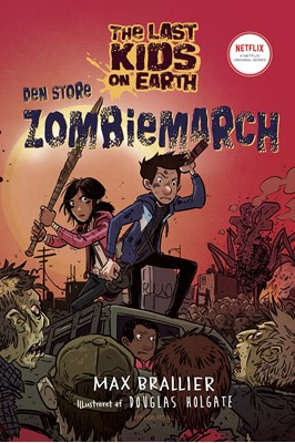 The Last Kids on Earth 2 - Den store zombiemarch Max Brallier 9788702287301