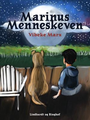 Marinus Menneskeven Vibeke Marx 9788726124101
