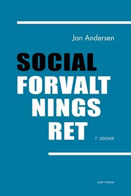 Socialforvaltningsret Jon Andersen 9788757444728