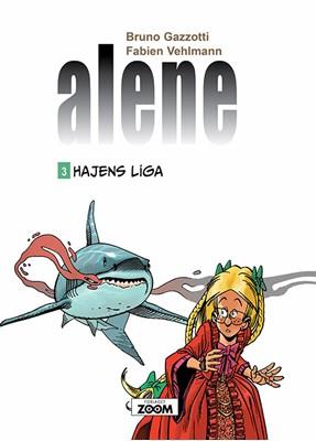 Alene 3: Hajens liga Gazzotti, Hehlmann, Vehlmann 9788770211000